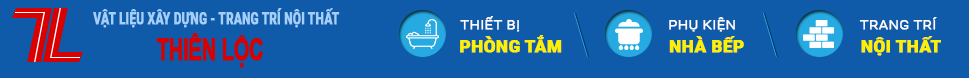 Showroom thiết bị vệ sinh Toto, Inax - Thiên Lộc.